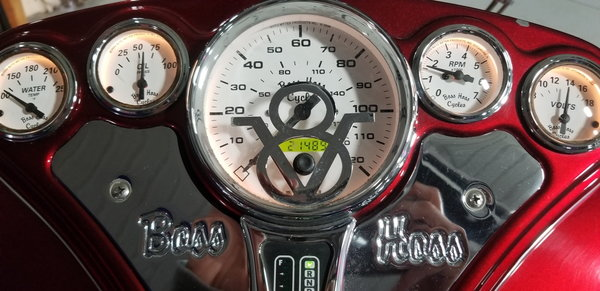 2007 Boss Hoss 605 Big Block Trike  for Sale $39,500