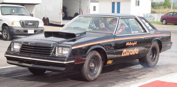 1980 Dodge Mirada  for Sale $6,000