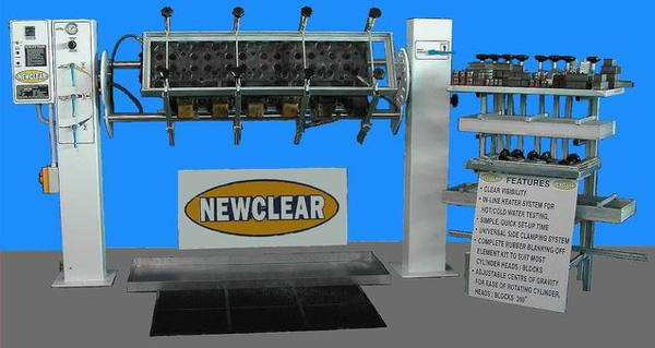 Newclear Pressure Tester  for Sale $12,700