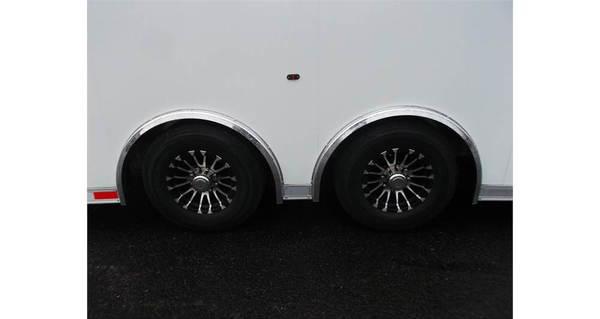 New Haulmark Aluminum 28' Race/Dragster Trailer  for Sale $23,995