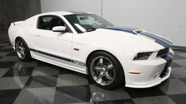 2011 Ford Mustang Shelby GT350 45th Anniversary  for Sale $84,995