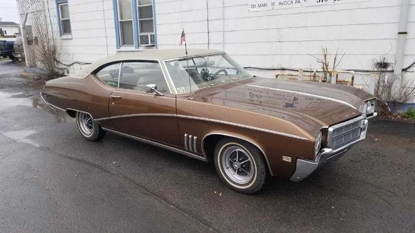 1969 BUICK SKYLARK  for Sale $17,549