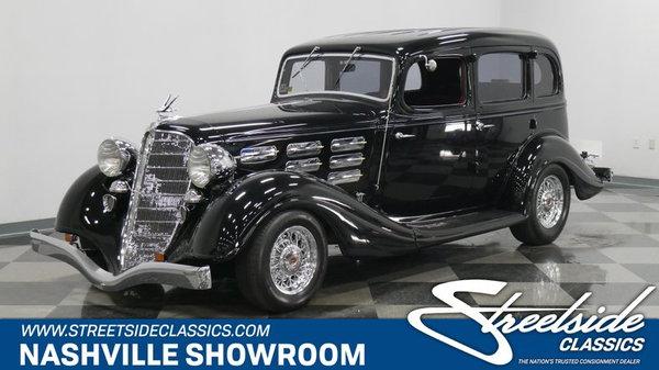 1934 Hudson Eight for sale in LA VERGNE, TN, Price: $59,995