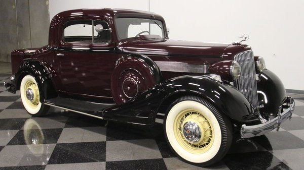 1934 Pontiac 8 Sport Coupe  for Sale $42,995