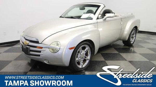 2004 Chevrolet SSR  for Sale $23,995