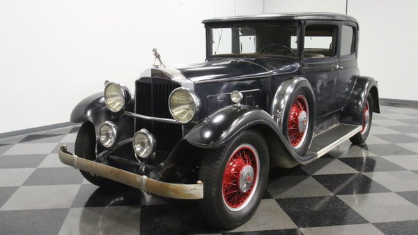 1931 Packard Coupe  for Sale $47,995