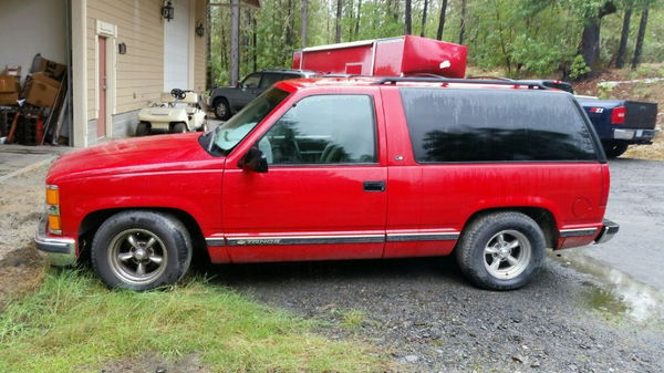 1999 CHEVROLET TAHOE  for Sale $8,000