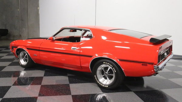 1972 Ford Mustang Fastback  for Sale $27,995