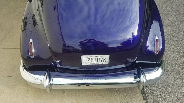 1948 Olds Custom
