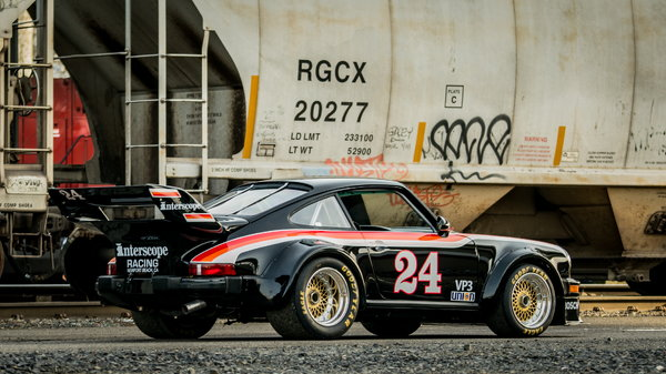 Porsche 934.5 Interscope tribute  for Sale $159,000