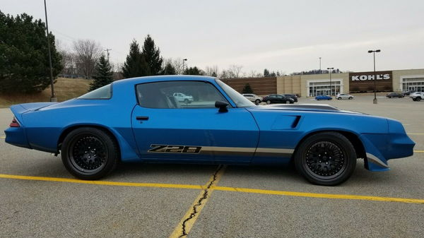 1979 Z28 CAMARO TWIN TURBO PRO TOURING for sale in FORT WAYNE, INDIANA, IN,  Price: $24,000