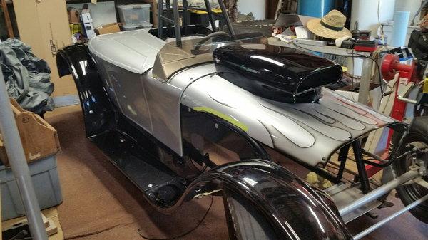 27 T Roadster