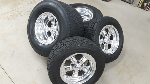 Budnik's and Mickey Thompson's  for Sale $1,700