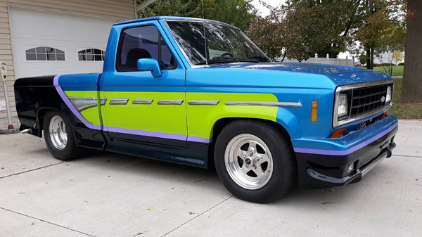 1983 ford ranger pro street. Sell trade Injected 5.0