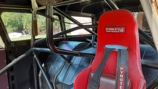 Turnkey Blown Alcohol 1960 Rambler Wagon