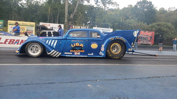 Own a piece of Pro Mod History  for Sale $84,500