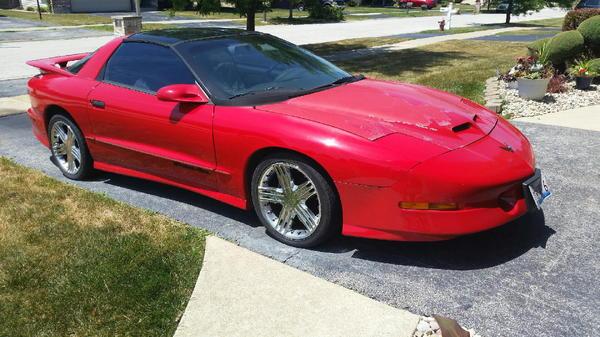 1996 Pontiac Firebird  for Sale $2,500