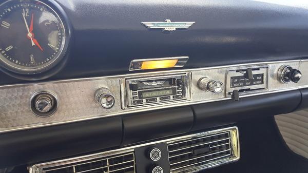 1955 Ford Thunderbird  for Sale $47,500