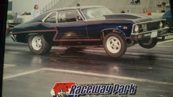 1969 pro street nova  for Sale $23,000