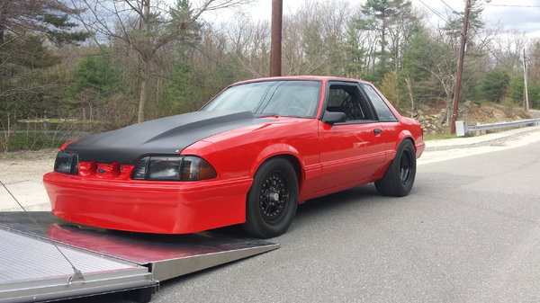 1988 Twin Turbo Mustang Coupe Street/Race  for Sale $42,000