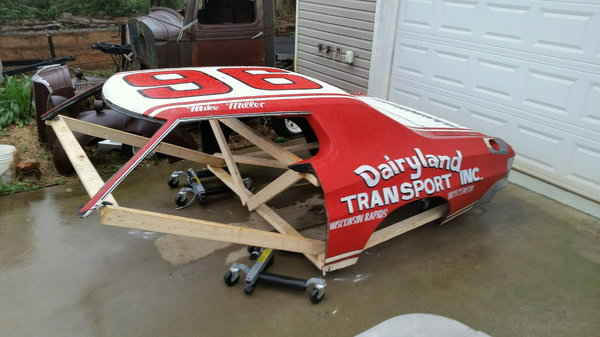 Torino Winston Cup body  for Sale $4,500