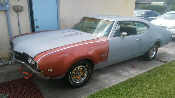 1968 Oldsmobile 442  for Sale $11,000