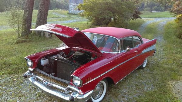 1957 Chevrolet Bel Air  for Sale $11,500