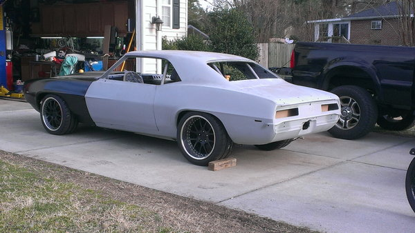 1969 Chevrolet Camaro  for Sale $47,000
