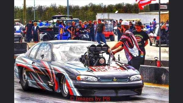 TOP SPORTSMAN 6.0 CHASSIS MONTE CARLO- REDUCED PRICE