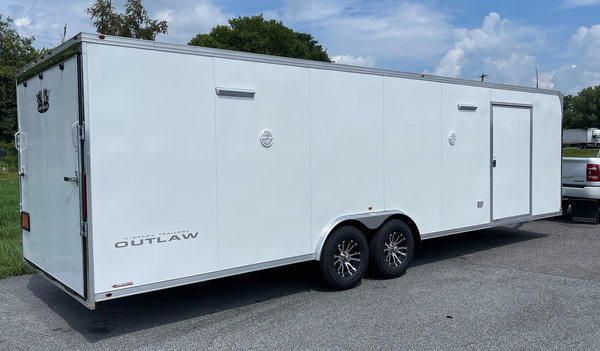 2022 Vintage Outlaw 28'  for Sale $22,197