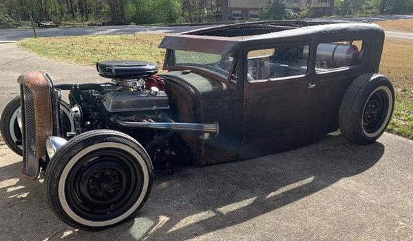 1930 Ford Model A Sedan  for Sale $16,000