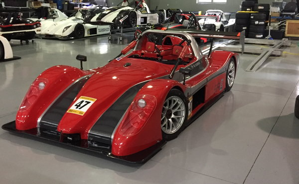 •2010 Radical SR3-R, NEW RADICAL OEM ENGINE, zero hour  for Sale $54,500