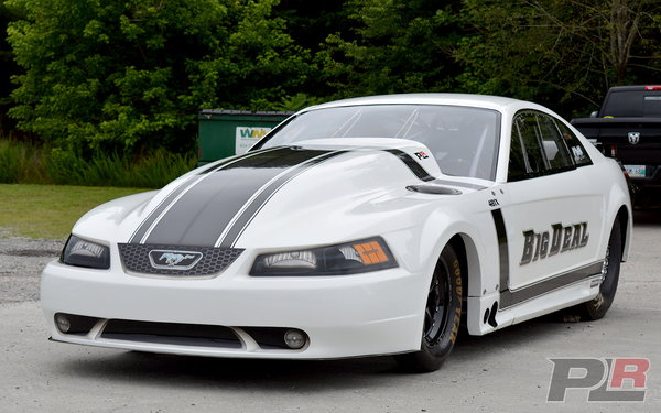 2016 PMS Race Cars 2000 Mustang Roller For Sale  for Sale $65,000