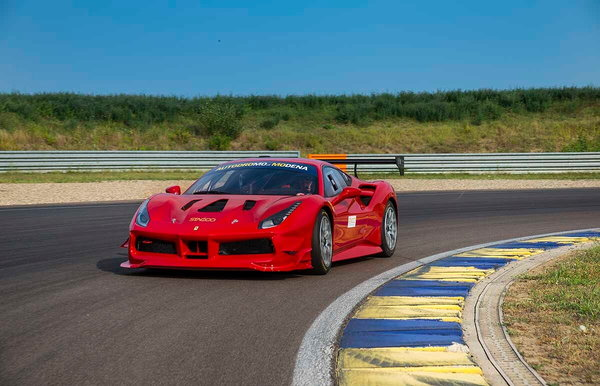 ULTIMATE LUXURY FERRARI 488 GT RACING EXPERIENCE IN ITALY for sale in  Dogana, , Price: $45,500