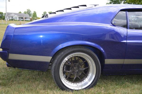 1970 Mustang Restro Mod