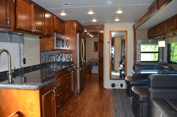 2018 Renegade Verona 40' Luxury Motorhome 40VBH RV