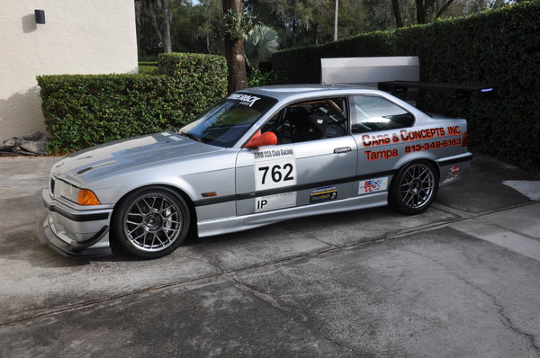 1995 BMW M3 IP Race Car  for Sale $26,500