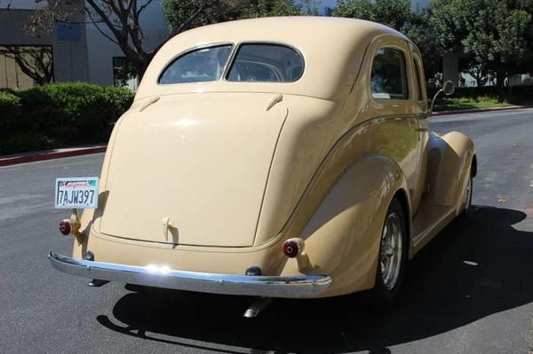 1937 Ford Sedan 2 Door Humpback Street Rod  for Sale $29,900
