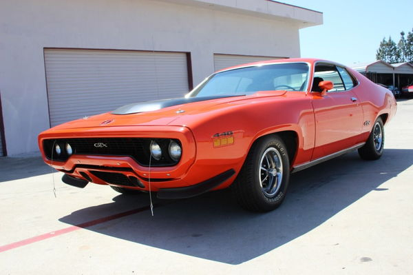 1971 Plymouth GTX  for Sale $64,900
