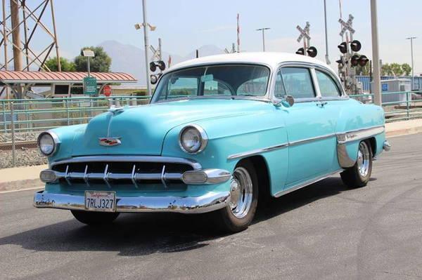 1954 Chevrolet Bel Air  for Sale $24,900