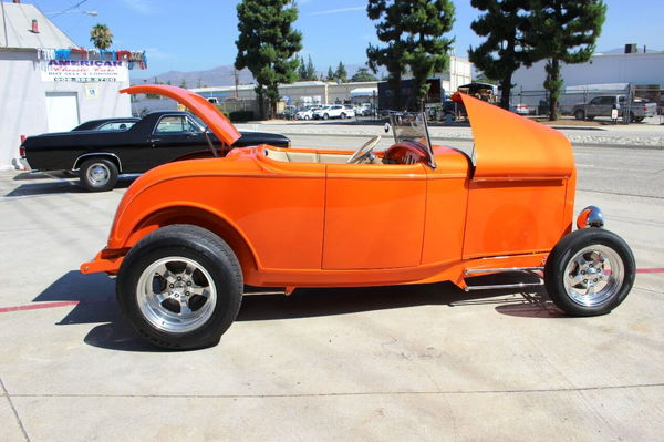 1932 Ford Roadster Custom  for Sale $42,900
