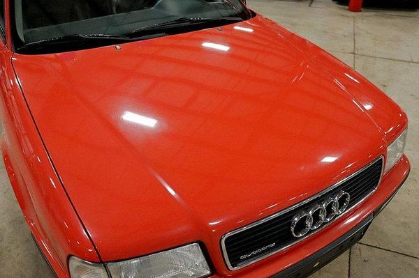 1992 Audi 80 Quattro  for Sale $13,900