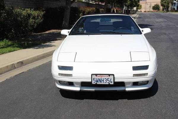 1990 Mazda RX-7 Base 2dr Convertible  for Sale $11,900