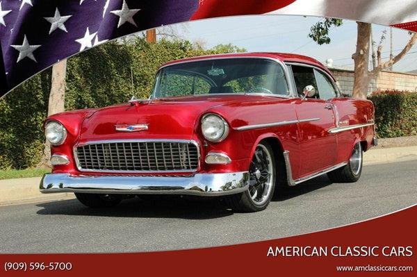 1955 Chevrolet Bel Air For Sale In La Verne Ca Price 60 900