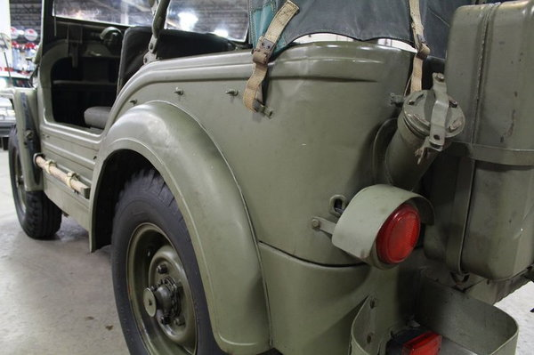 1952 Austin Champ  for Sale $13,900