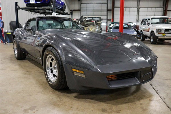 1981 Chevrolet Corvette  for Sale $13,900