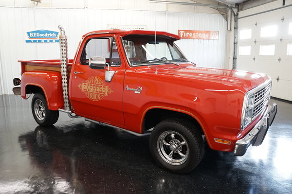 1979 Dodge D100  for Sale $29,900