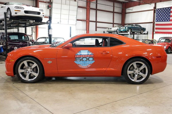 2010 Chevrolet Camaro 2SS/RS  for Sale $26,900