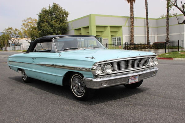 1964 Ford Galaxie 500 XL  for Sale $27,900