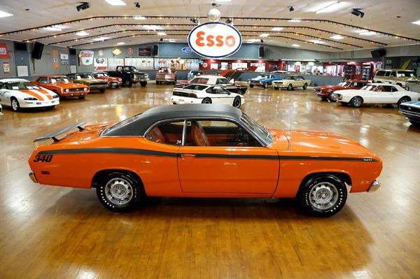 1971 Plymouth Duster  for Sale $32,900